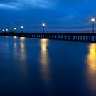 Pier at Dusk by VisualFX
