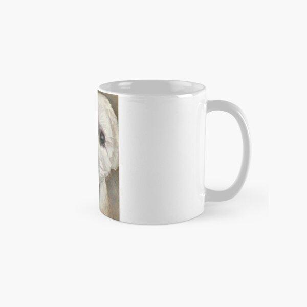 Custom Pet Portrait Classic Mug