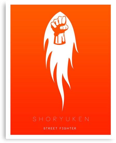 Shoryuken Minima by Stevie B
