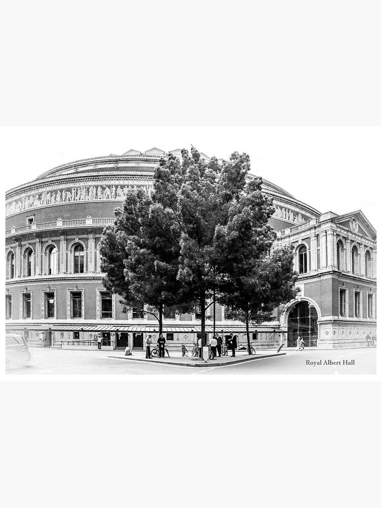 Royal Albert Hall, London by hoxtonboy