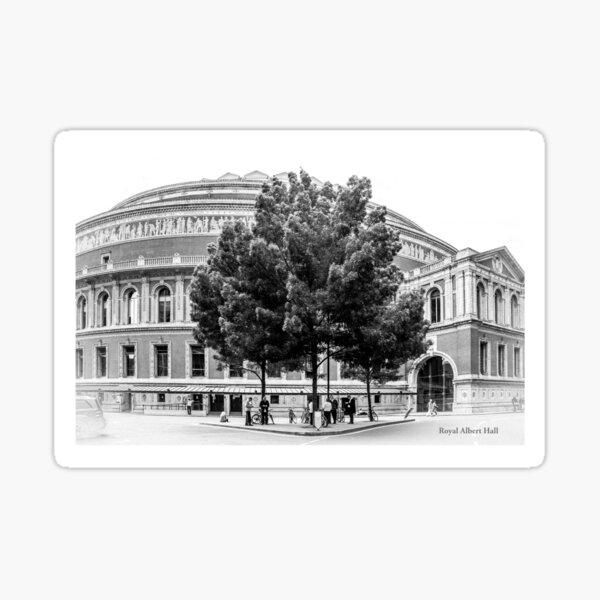 Royal Albert Hall, London Sticker