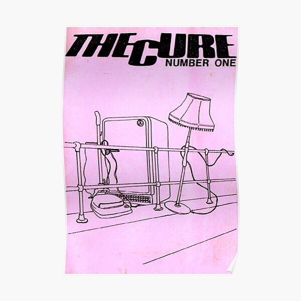The Cure Number One Poster