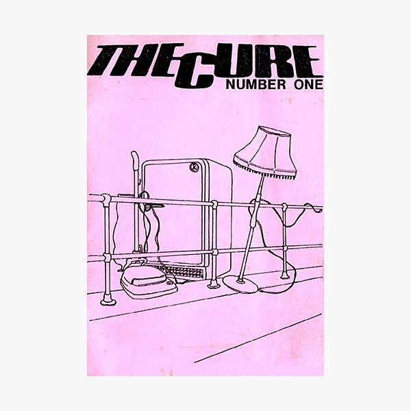 The Cure Number One Photographic Print