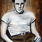 Marlon Brando by olivia-art