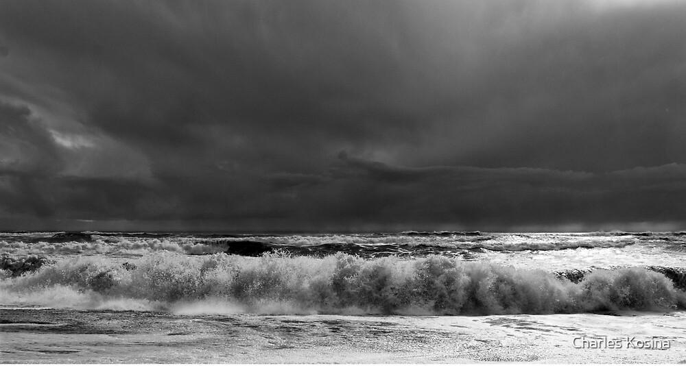 Hokitika Beach 2 by Charles Kosina