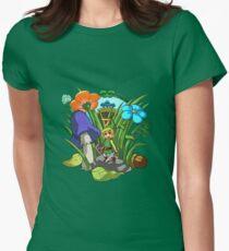 Legend of Zelda: Minish Cap Womens Fitted T-Shirt
