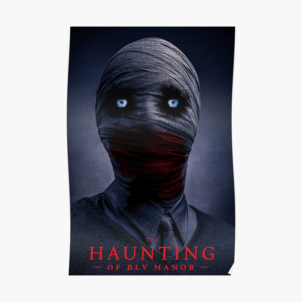The Haunting Of Bly Manor Sticker By Efty Redbubble