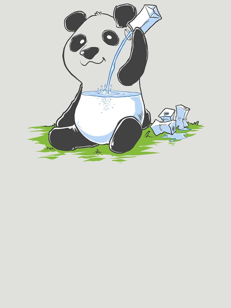 Panda in My FILLings   Unisex T-Shirt