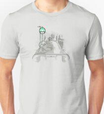 Intensive Care Unit Unisex T-Shirt
