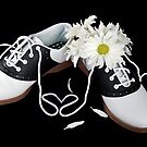 Saddles Shoes and Daisies by Maria Dryfhout