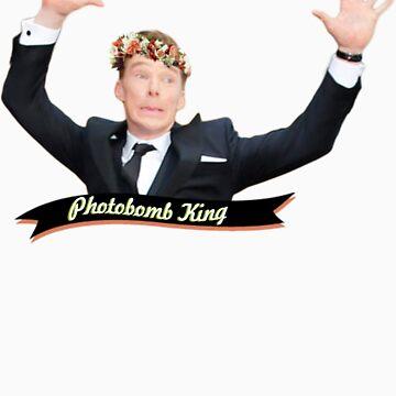 Benedict the Photobomb King by jessvasconcelos