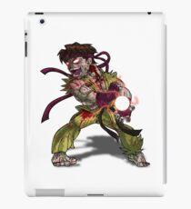 Zombie Ryu (Street Fighter) iPad Case/Skin
