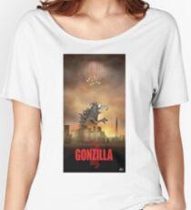 Gonzilla Women's Relaxed Fit T-Shirt