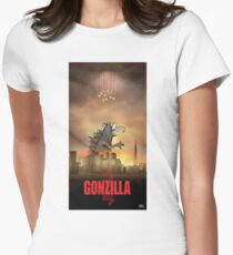 Gonzilla Women's Fitted T-Shirt