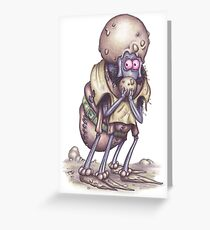 Boorglezarian - Dungling Greeting Card