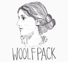 Virginia Woolfpack | Unisex T-Shirt