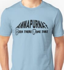 Annapurna Mountain Climber Unisex T-Shirt