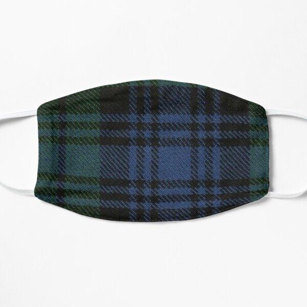 Black Watch Tartan Flat Mask