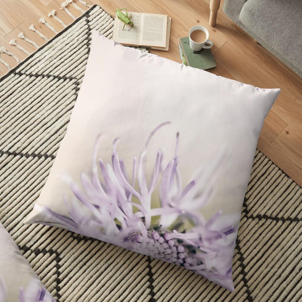 Flower Mystical Floor Pillow