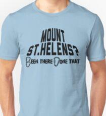 Mount St Helens Mountain Climber Unisex T-Shirt
