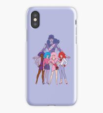 Jem and The Holograms - Group #2 Purple - Tablet & Phone Cases iPhone Case