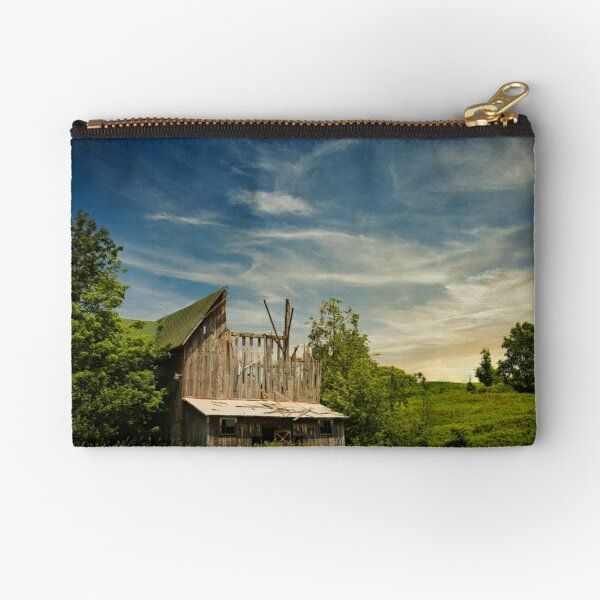 All Your Luck's Run Out On You Zipper Pouch