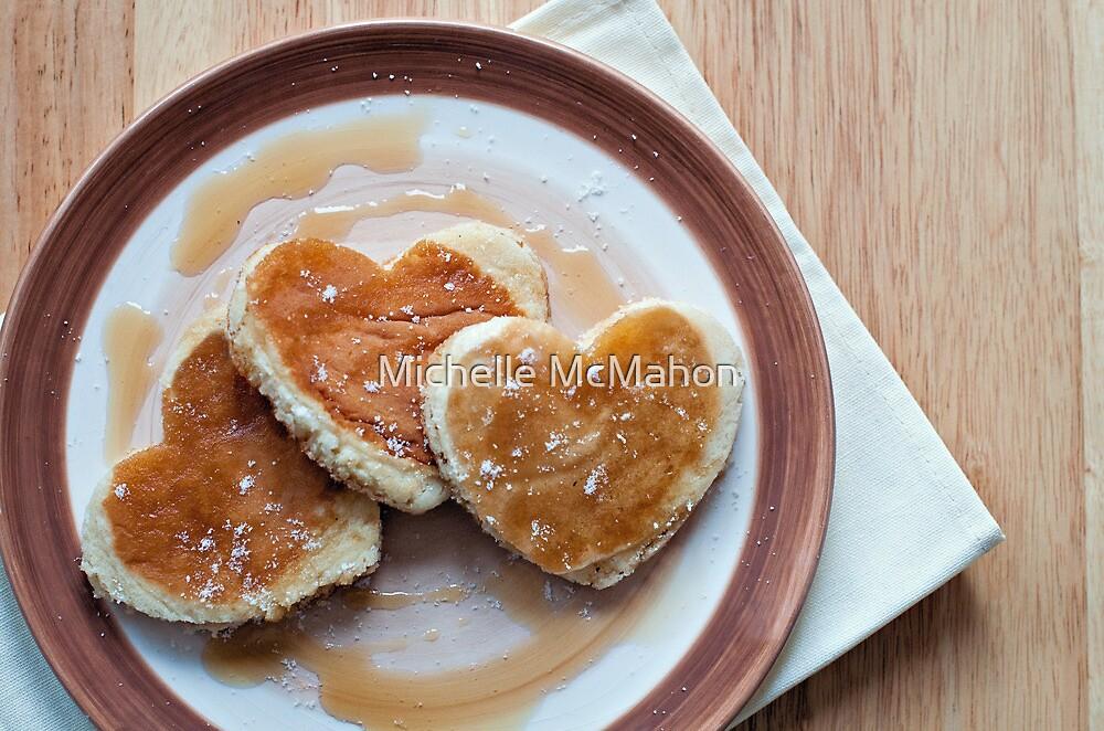 love pancakes.. by Michelle McMahon