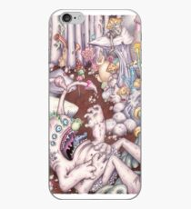 Low Life - The Whole Hole - Beasts of the Soul Patch iPhone Case