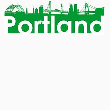 Portland  by slyborg