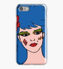 Jem and The Holograms - Stormer - Face - Tablet & Phone Cases iPhone Case/Skin