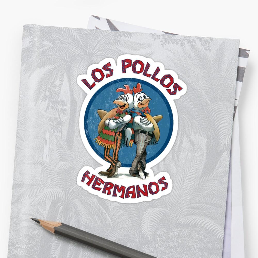 Los Pollos Hermanos by sneddy