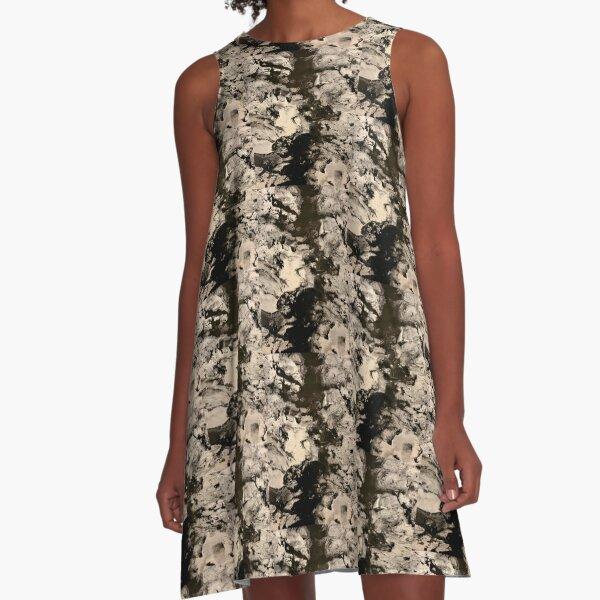 Collide A-Line Dress