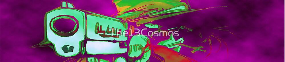 Kick ass Alucard by The13Cosmos