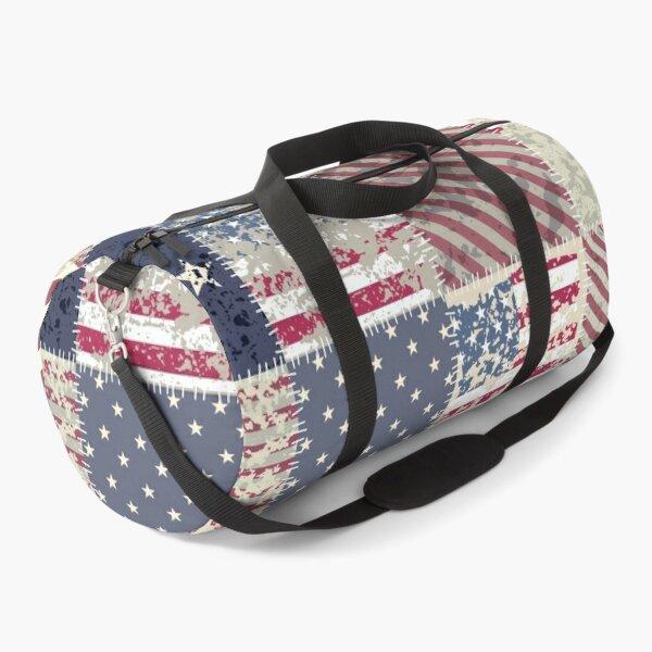 USA flag Duffle Bag