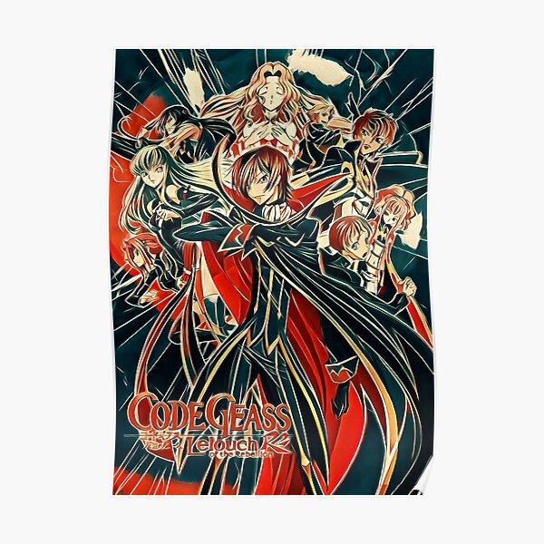 Code Geass-Geass 12 Poster