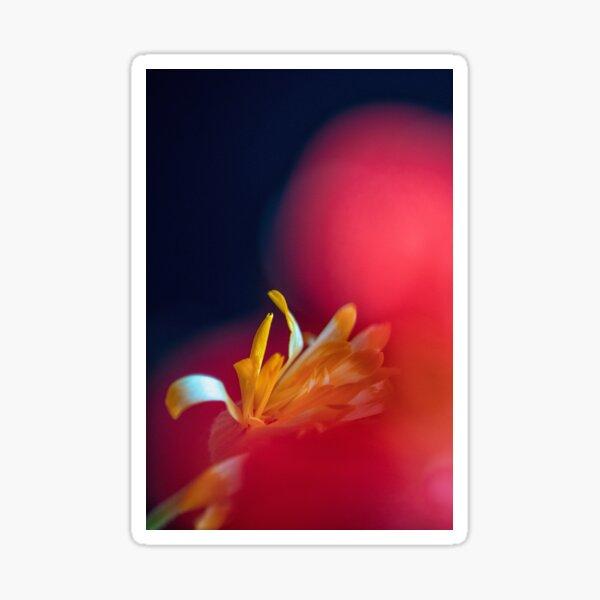 Flower Mystical Sticker