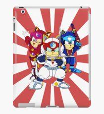 Samurai Pizza Cats - Table & Phone Cass iPad Case/Skin