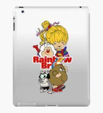 Rainbow Brite - Group Logo #1 - Color  iPad Case/Skin