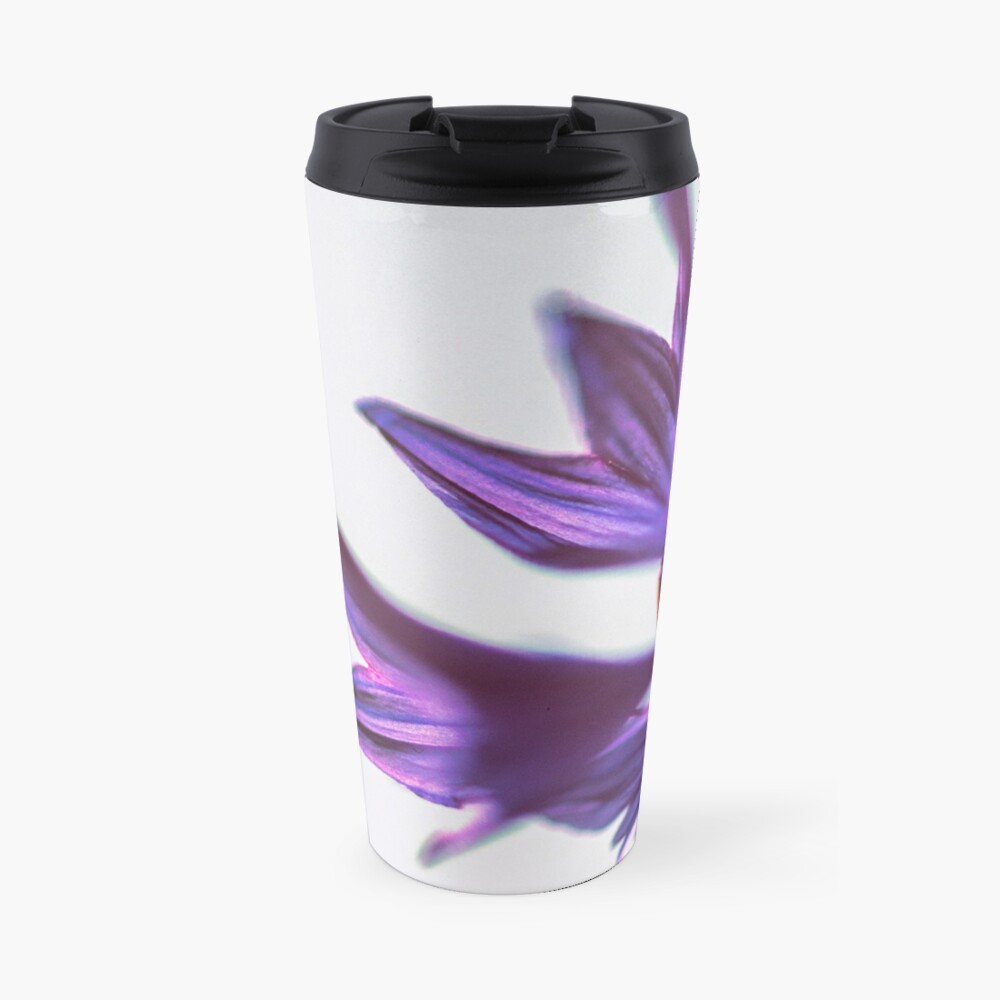 Flower Mystical Travel Mug