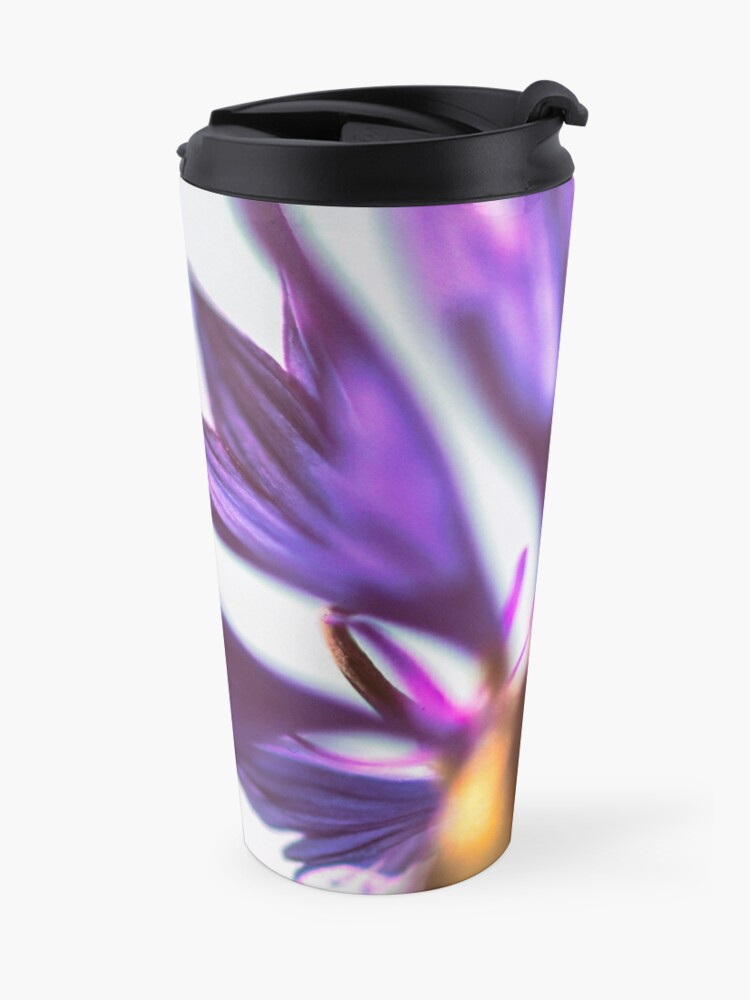 Alternate view of Flower Mystical Travel Mug