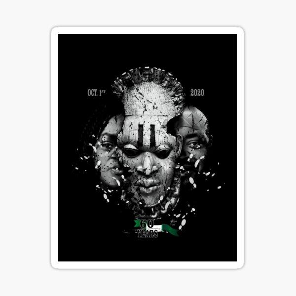 We are Naija - 60th Anniversary edition Sticker