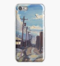 Behind the City of Craig iPhone Case/Skin