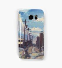 Behind the City of Craig Samsung Galaxy Case/Skin
