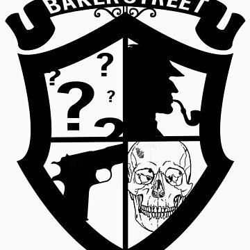 Baker Street Black by massdeduction