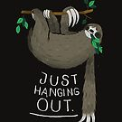 just hanging out. by louros