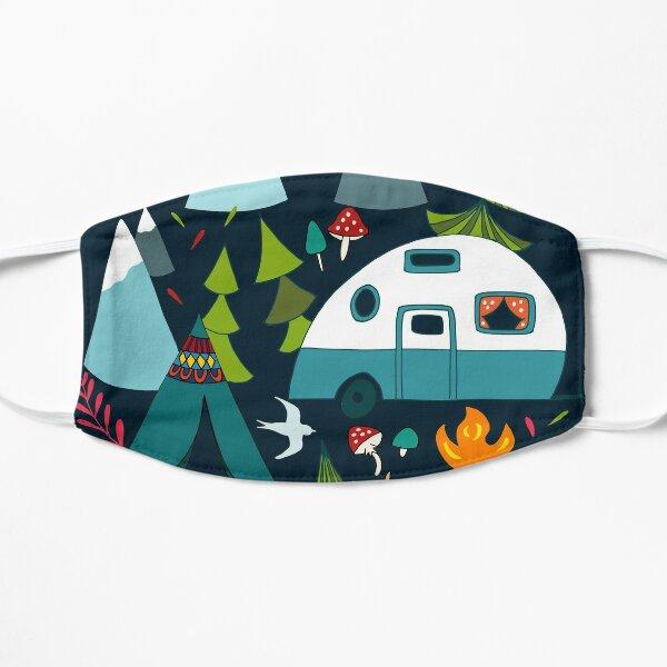 Scandinavia I Camping in the mountains I Souvenir  Mask