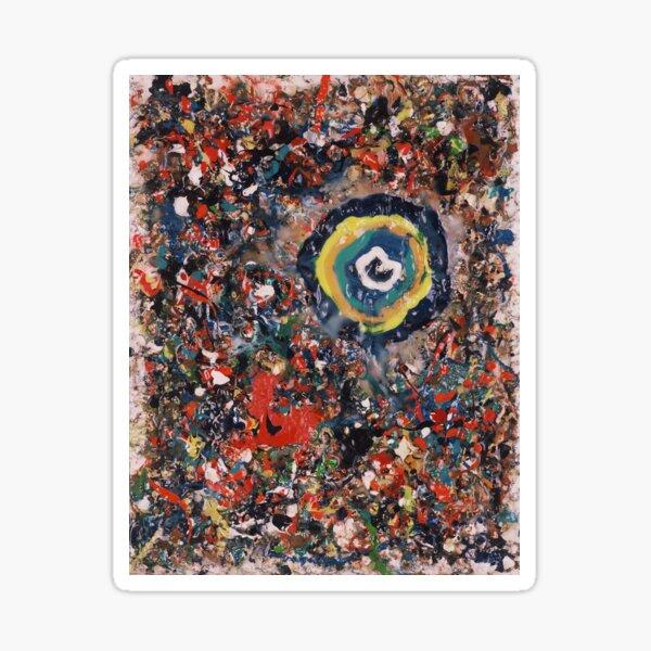 Little Nazarboncuğu III Sticker