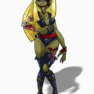 Zombie Gaga by AvenueRec