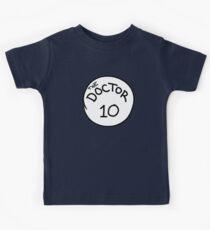 Doctor 10 Kids Tee