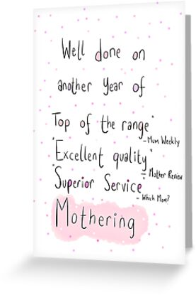 Excellent mother reviews by twisteddoodles